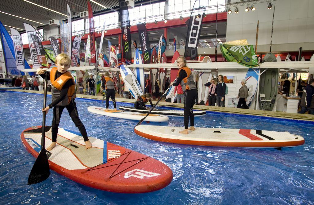 Amsterdam Boat Show Halls0