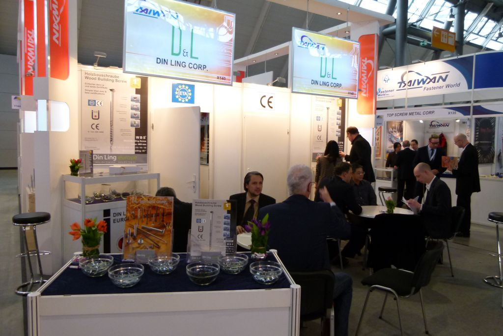Fastener Fair Industry9