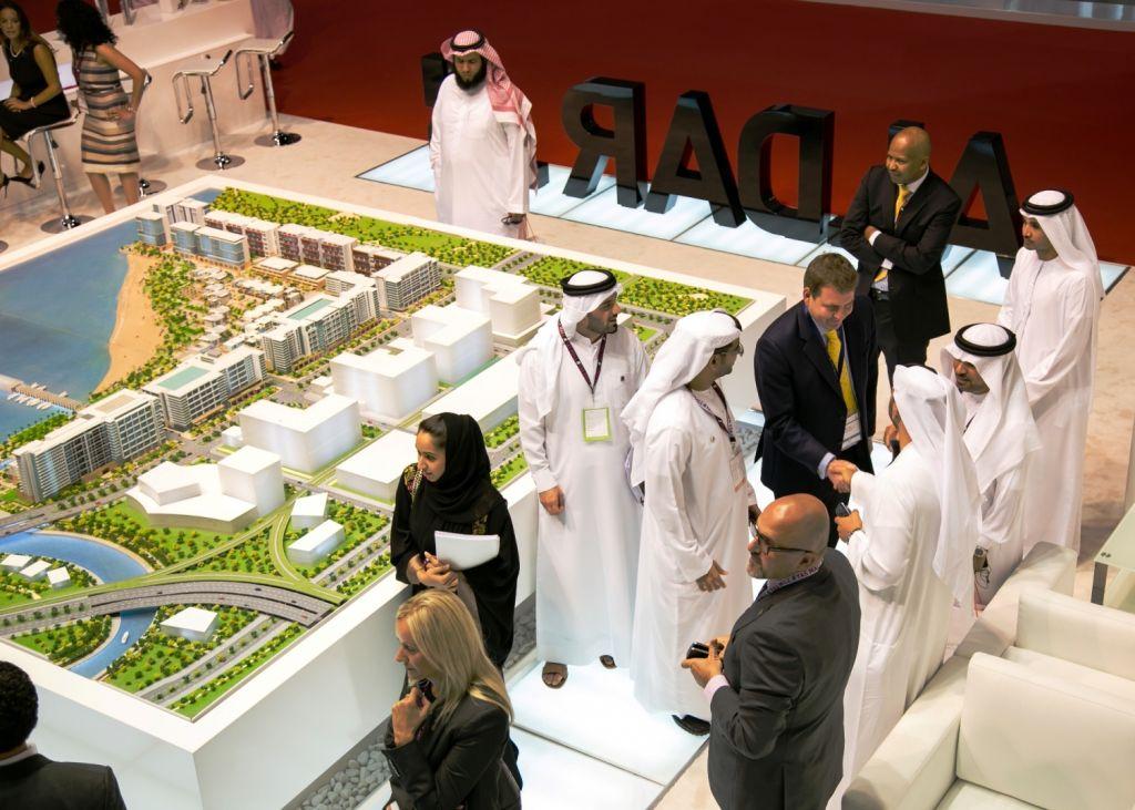 Cityscape Jeddah Stands Saudi