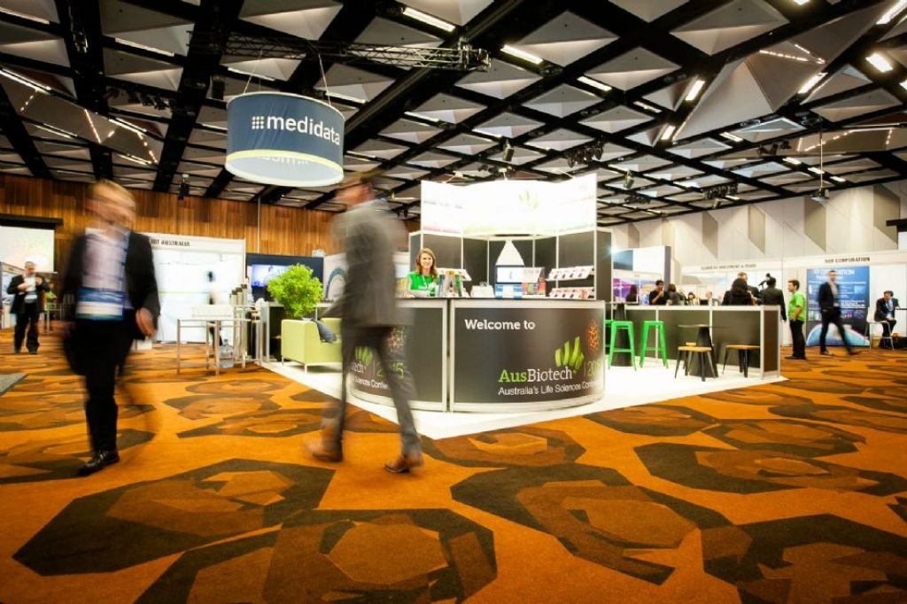 Exhibition Stands in Melbourne
