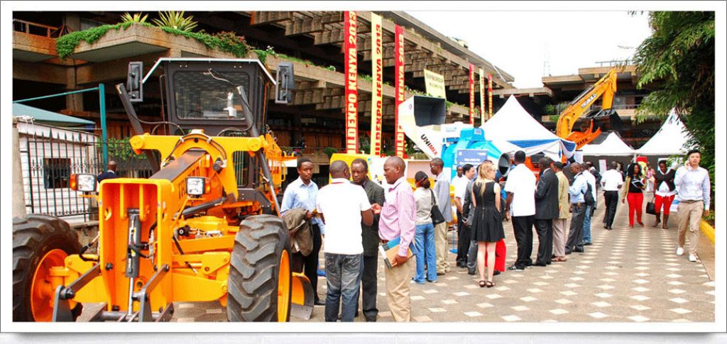 Indmachinery Stands Halls