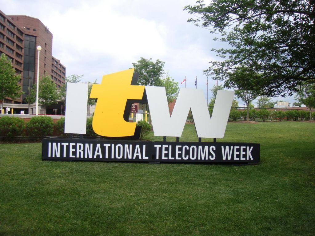 Itw Telecom Week Halls