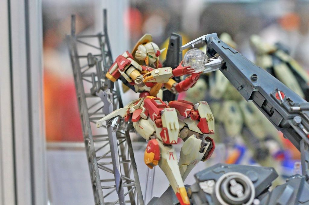 Toy Hobby Stands China