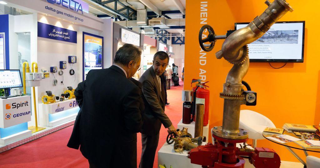 Iran Oil Show2